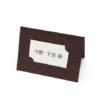 エテルノブラウン席札(印刷込み)