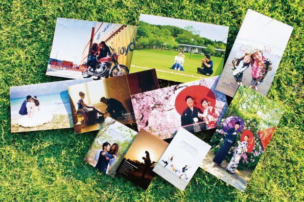結婚式のペーパーアイテム-徳島県-ピース